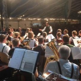 © Landratsamt Traunstein: Sinfonisches Blasorchester Chiem-Rupertigau.