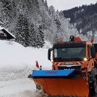 © Landratsamt Traunstein: Der Masererpass wird rund um die Uhr geräumt.